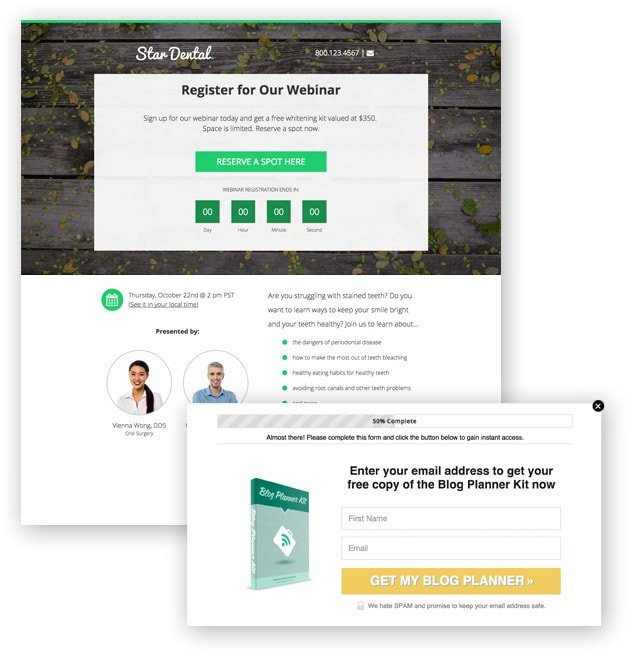 landing-pages-optin-modern-traction